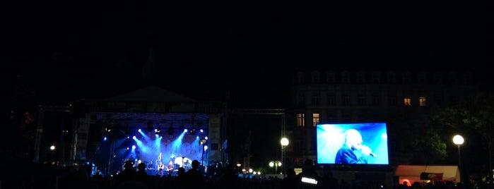 Wiesbadener Stadtfest is one of Veranstaltungen in Wiesbaden.