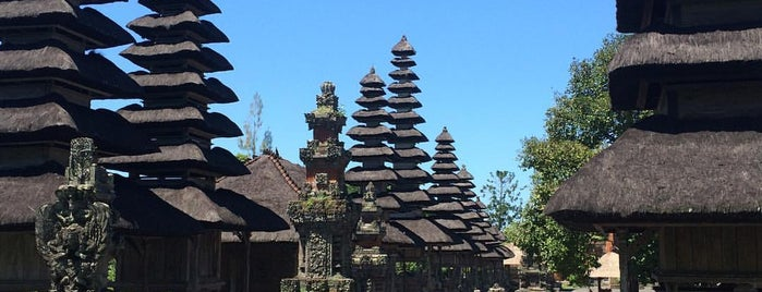 Pura Taman Ayun is one of Travel Guide to Bali.