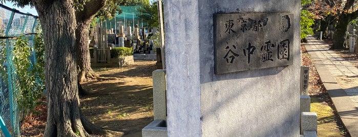 Yanaka is one of Japan.