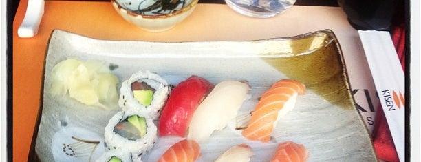Kisen is one of i veri ristoranti giapponesi a Milano.