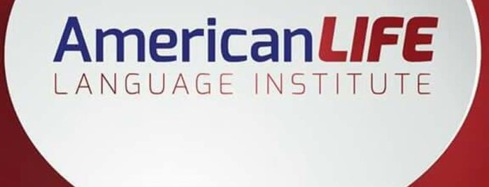 American Life Language Institute is one of สถานที่ที่ İZZET CAN ถูกใจ.