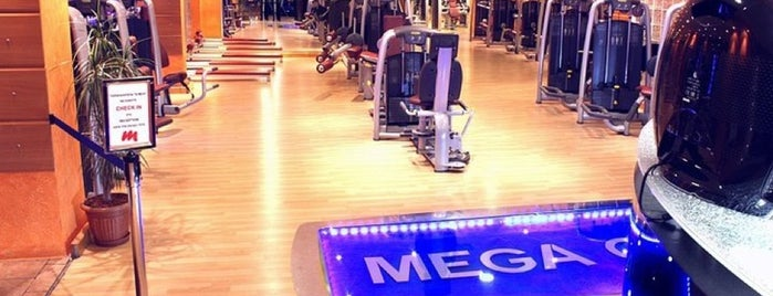 Mega Gym is one of Ifigenia: сохраненные места.