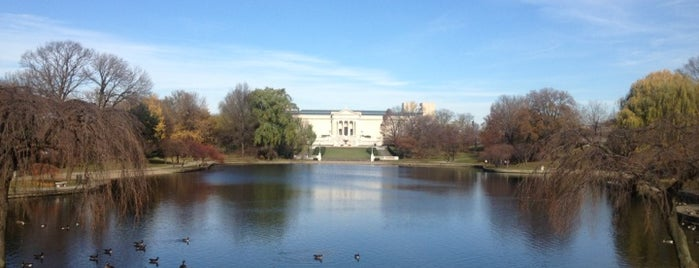 The Cleveland Museum of Art is one of Cleveland.