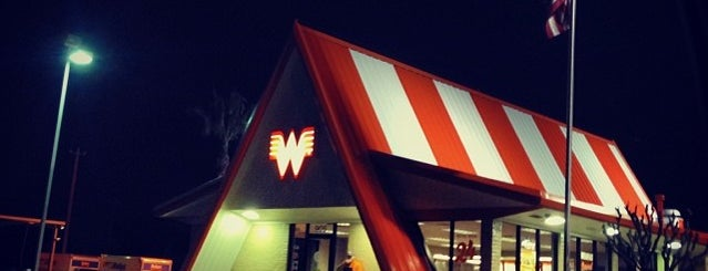 Whataburger is one of Andrew'in Beğendiği Mekanlar.