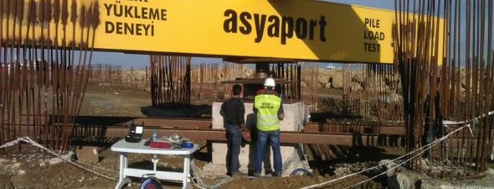 Asyaport is one of Çakıl : понравившиеся места.