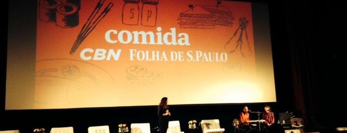 theaters and auditoriums | são paulo