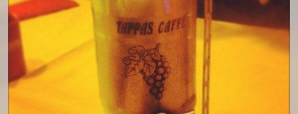 Tappas Caffé is one of Restaurantes.