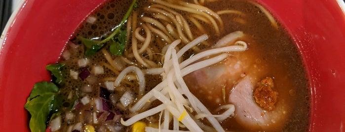 Tsuta Japanese Soba Noodles US 蔦つた is one of Locais salvos de Abhinav.
