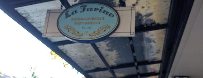 La Farine Boulangerie Patisserie is one of SF Bay area.