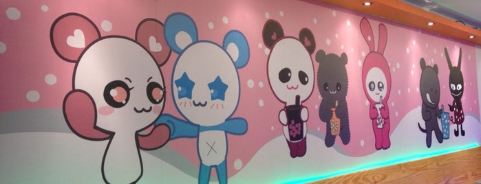 Panda Cafe is one of 🍨🍭.