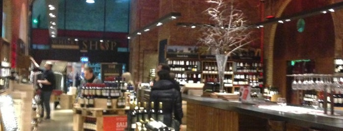 Vinopolis is one of London best.