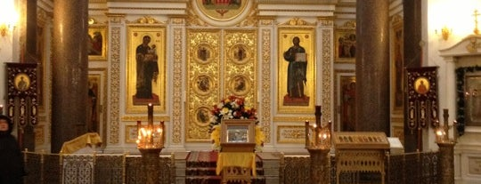 Софийский собор is one of Православный Петербург/Orthodox Church in St. Pete.