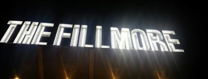 The Fillmore Charlotte is one of Music Venues.