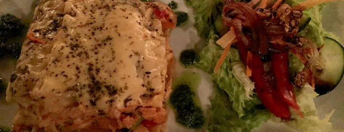 Restaurante La Ceiba is one of Julia'nın Beğendiği Mekanlar.