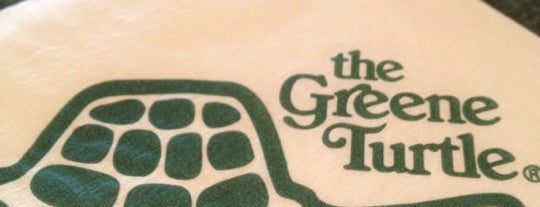 The Greene Turtle is one of National Redskins Rally Bars.