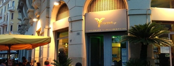 Yguana Café is one of Milan.