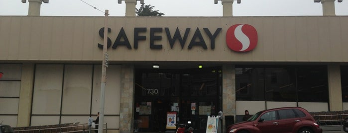 Safeway is one of Leticia's Liked Places.