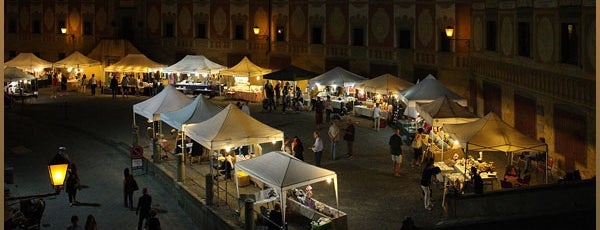 San Miniato Alto is one of 20 food fairs you can't miss.