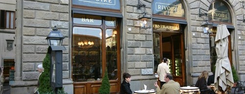 Rivoire is one of Historic Cafes in Florence.