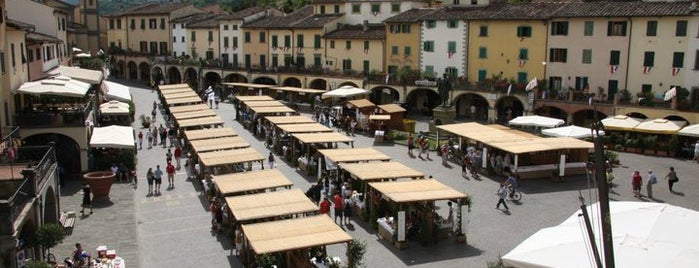 Greve in Chianti is one of 20 food fairs you can't miss.