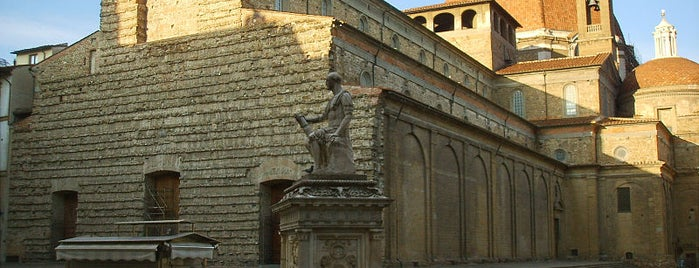 Basilica di San Lorenzo is one of Michelangelo in Tuscany.