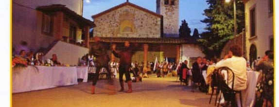 Montemurlo is one of 20 food fairs you can't miss.