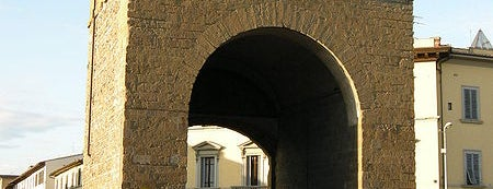 Piazzale di Porta Al Prato is one of The doors of Florence.