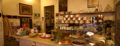Latteria Caffellatte is one of Historic Cafes in Florence.