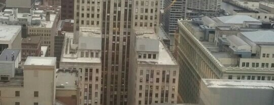 CBOT Building is one of This job has taken me to....