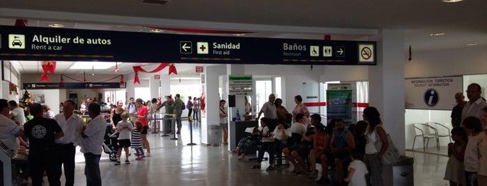 Aeropuerto de Puerto Madryn - El Tehuelche (PMY) is one of Chubut.