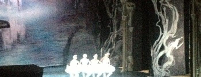 Театр оперы и балета Санкт-Петербургской консерватории is one of Orte, die Ksenia gefallen.