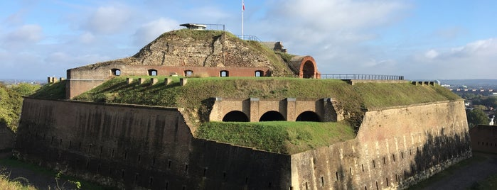 Fort Sint Pieter is one of City Guide Maastricht.