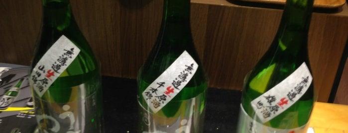 Hasegawa Saketen is one of Tokyo.