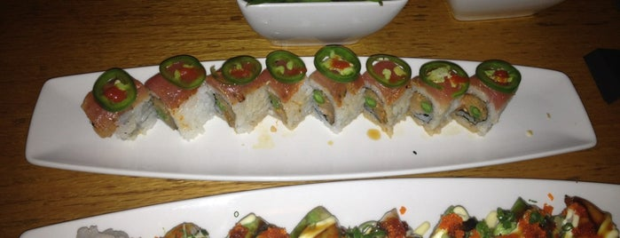 Azuma Sushi & Robata Bar is one of Houston Restaurant Weeks - 2013.