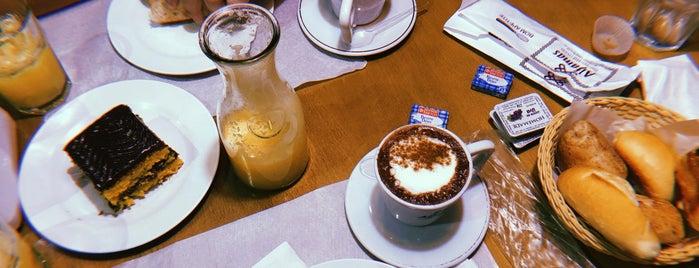 Alfamas Empório Pães E Doces is one of Café da Manhã.
