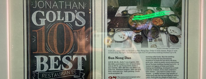 Sun Nong Dan is one of La La Land.