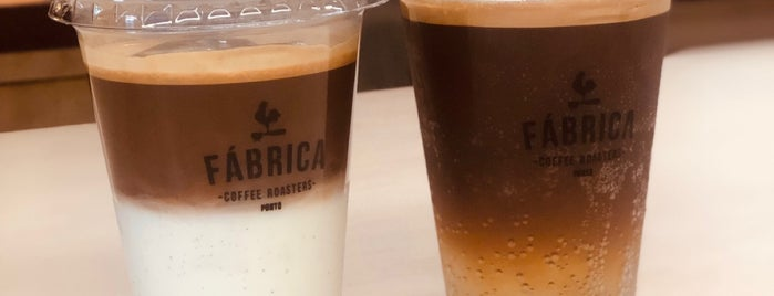 Fábrica Coffee Roasters is one of Portugal.