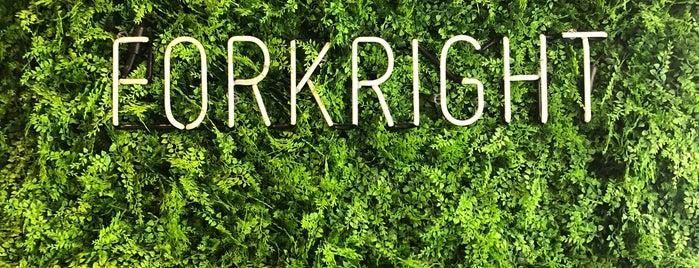 Forkright is one of Orte, die Amish gefallen.