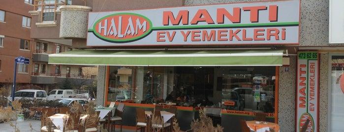 Halam Mantı Evi is one of Erdal : понравившиеся места.