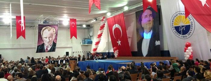Gazi Üniversitesi Vakfı Özel Okulları is one of Locais curtidos por Resul.