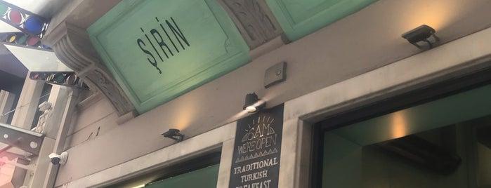 Şirin Fırın & Bakery is one of Стамбул 🇹🇷.