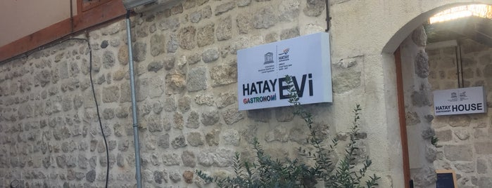 Hatay Gastronomi Evi is one of Hatay.
