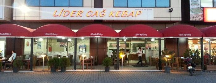 Lider Cağ Kebap is one of Yeni listem.