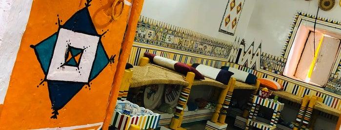 Torshi Sagheer Museum is one of ابها البهيه.
