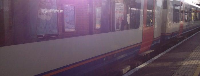 Platform 1 is one of Vanissa : понравившиеся места.