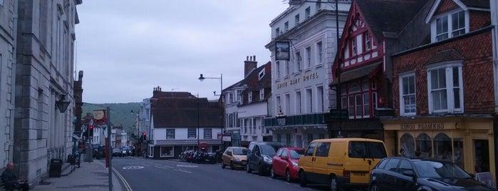 Lewes is one of Lugares favoritos de Carl.
