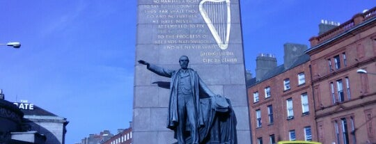 Parnell Square is one of Around the World.