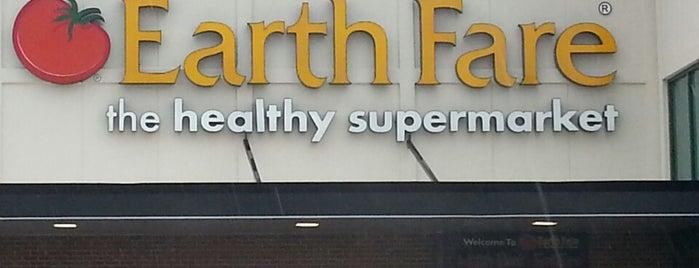 Earth Fare is one of Kelly 님이 좋아한 장소.