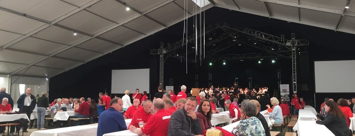 Festzelt Hessentag 2016 is one of Hotspots Hessen | Hessentag 2016.