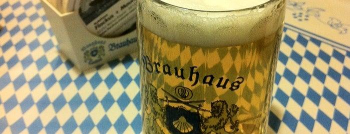 Brauhaus Castel is one of Hotspots Hessen | Bier.